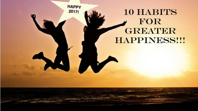 Happiness is a state of mind, a habit, that can be inculcated !