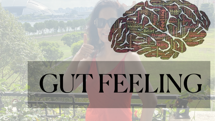 'Gut Feeling' the secret advantage – are you in tune with it ?