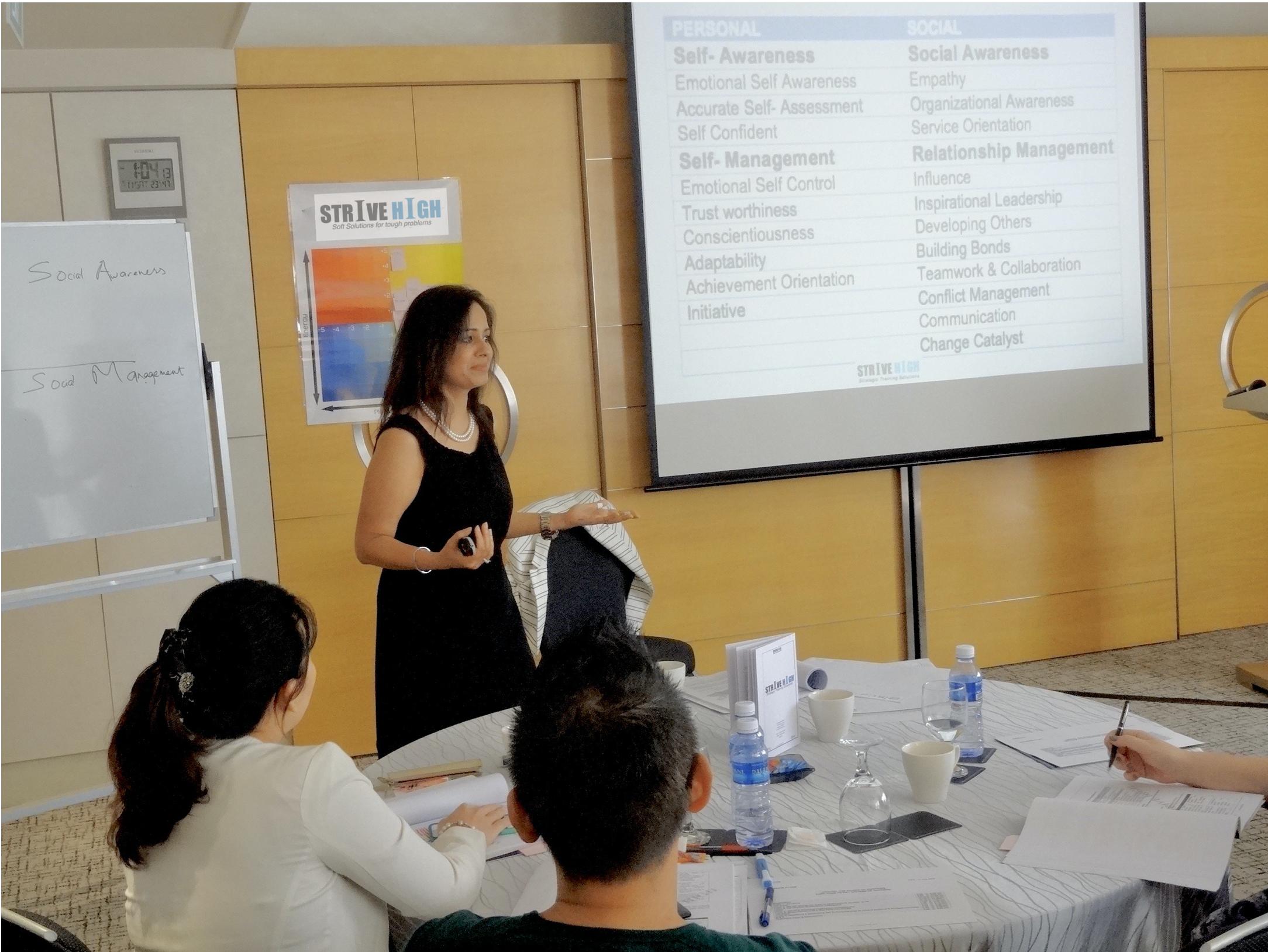 Focussed Group Training