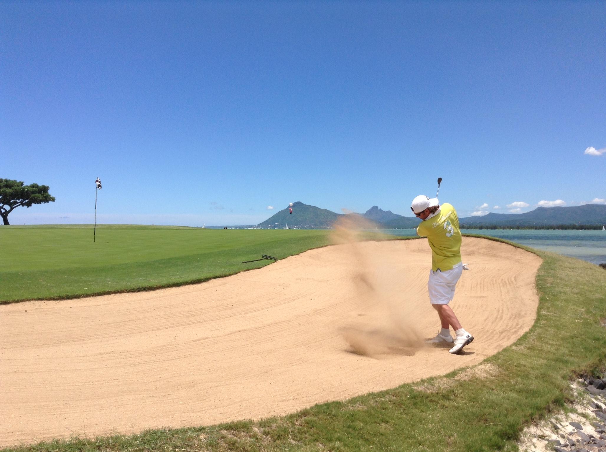 Paradis Golf Club de l'Ile Maurice