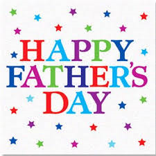 Let's Celebrate Fathers Day- WHO IS A DAD??