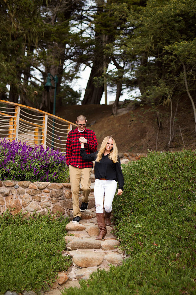 Matt + Lisa Nick's Cove Engagement | Petaluma Engagement Photographer | Kaitlynn Tucker Photogra