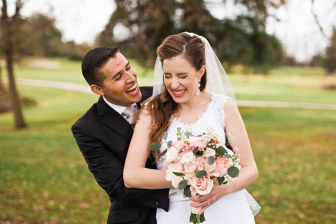 Winter Wedding | Jenny + Luis | Kaitlynn Tucker Photography
