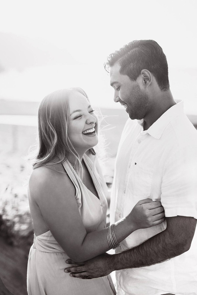 Sarah + Gabe | San Francisco Engagement | Kaitlynn Tucker Photography