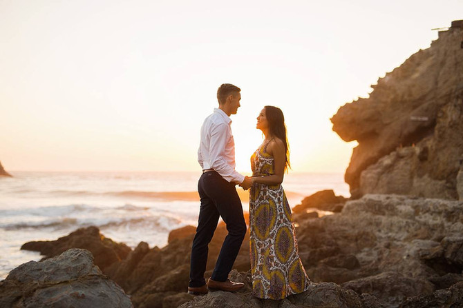Andrew + Yadi Engagement | San Franciso