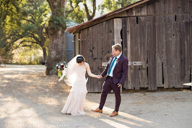 Brook-Lynne + Brad | Ukiah Wedding | Nelson Family Vineyards