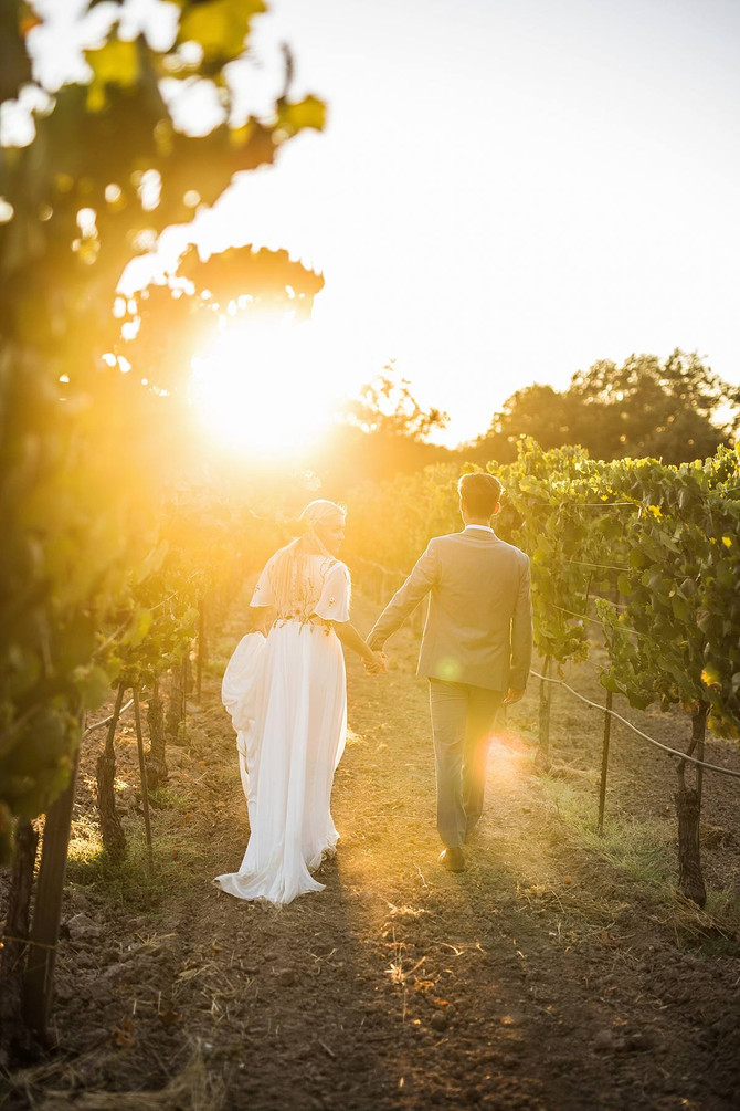 Tristan + Sami Wedding Reception | Napa Wedding Photographer | Kaitlynn Tucker Photography