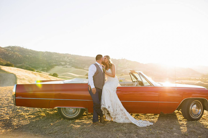 Alexa + Jesse Wedding | Capay, California