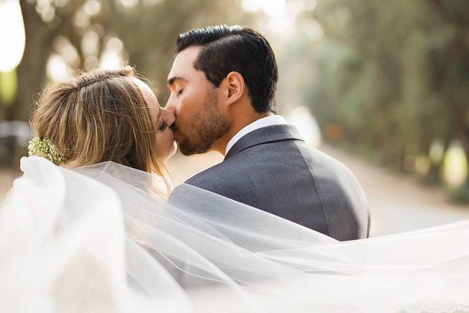 Sarah + Gabe Summer Woodland Wedding | The Maples | Kaitlynn Tucker Photography