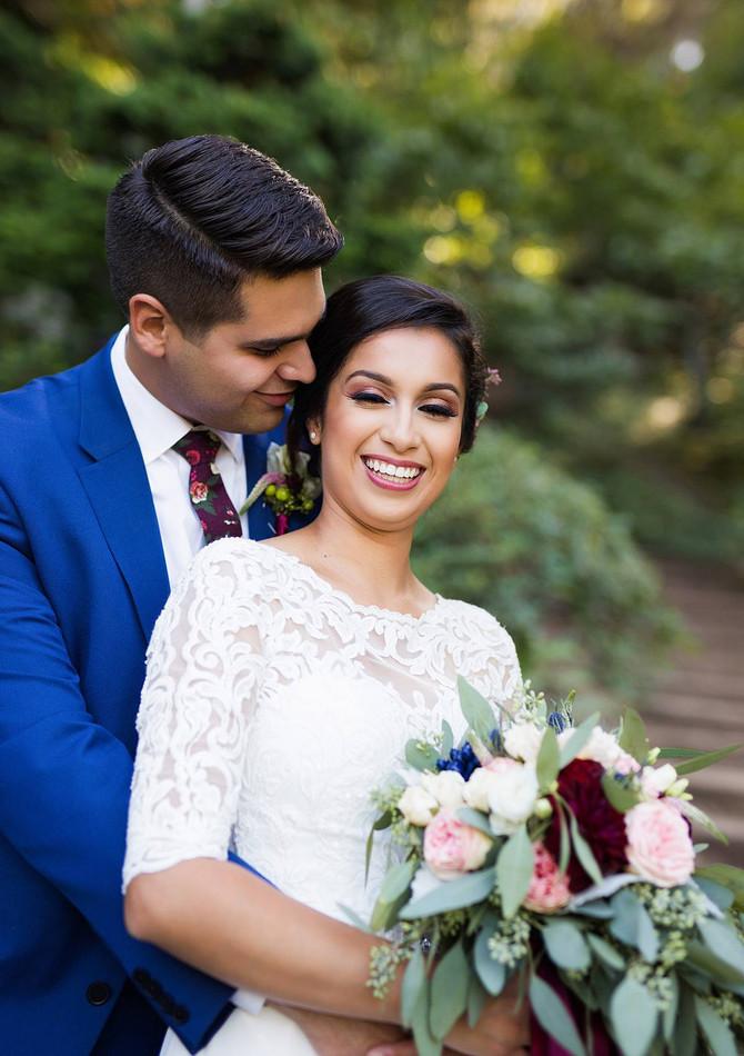 Jonathan + Jacky   Hakone Gardens Wedding   San Jose Wedding Photographer