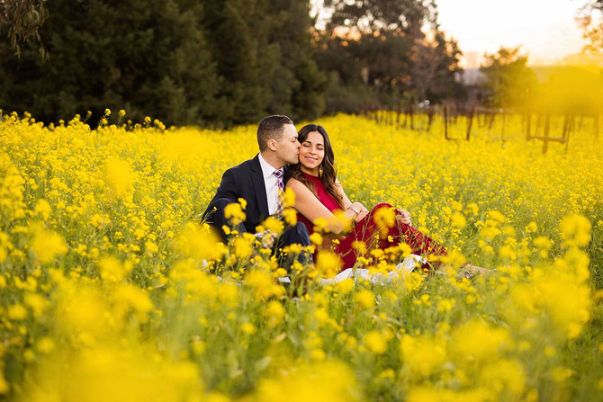 Sarai + Jason Couple's Session | Napa Photographer | Kaitlynn Tucker Photography