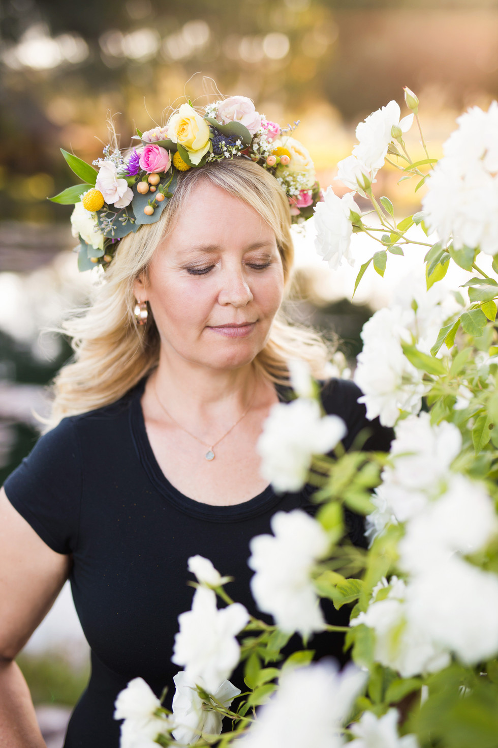 Flower Crown Workshop _ Copyright Kaitly