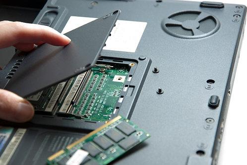 Laptops - Mantenimiento hardware convencional