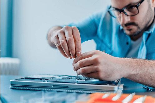 Laptops- Diagnóstico presencial