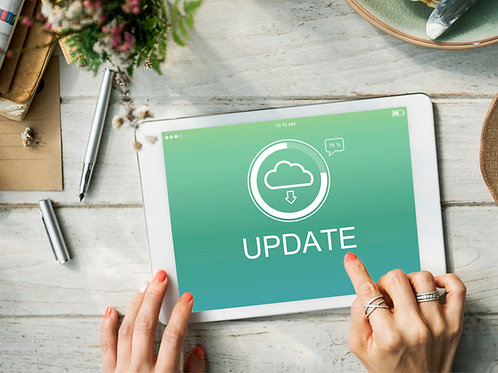 Tablets -Actualización y Reparación de Software.