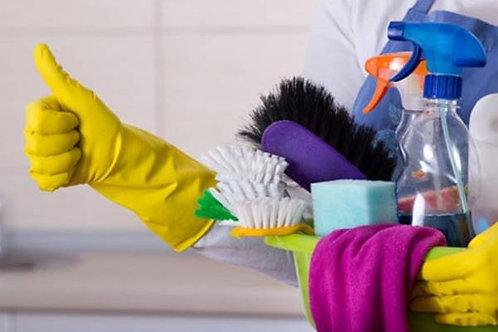 Limpieza departamento