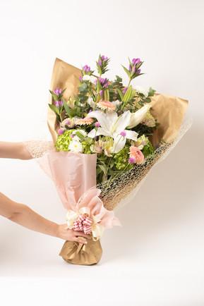 ★a bouquet of flowers long★