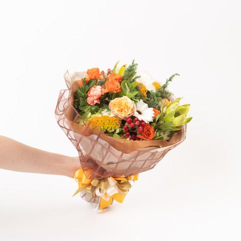 ★a bouquet of flowers short★