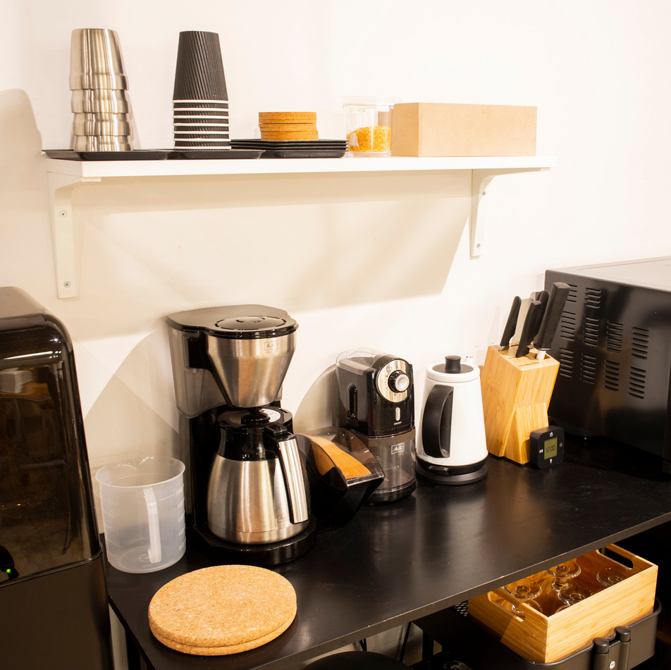 STUDIOWORKS Coffee STAND