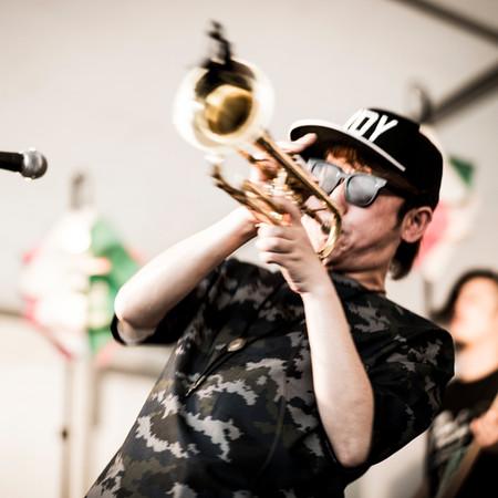 Jazz Tranpeter MAKOTO
