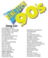 Nineteen90s song list.jpg
