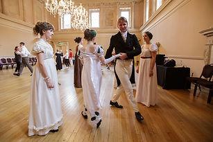 Jane Austen Festival Bath 2018 - dance p