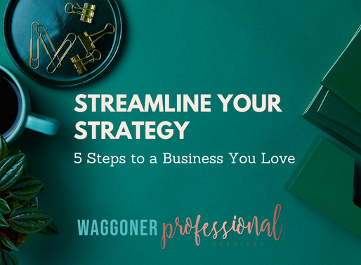 Streamline Your Strategy: Back to Basics