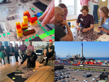Vi workshoppar i Helsingborg