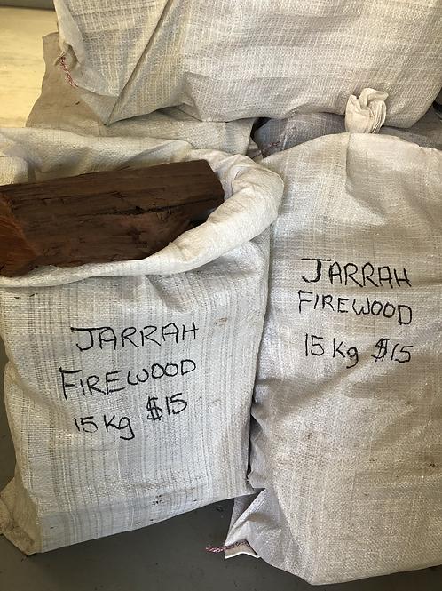 Jarrah Firewood 15kg