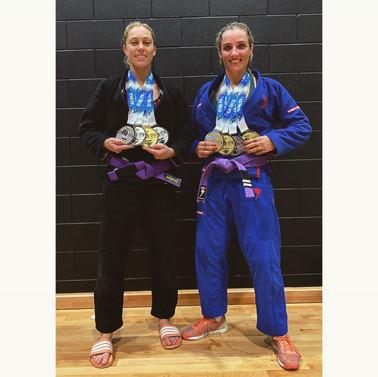BJJ Oceania Medals