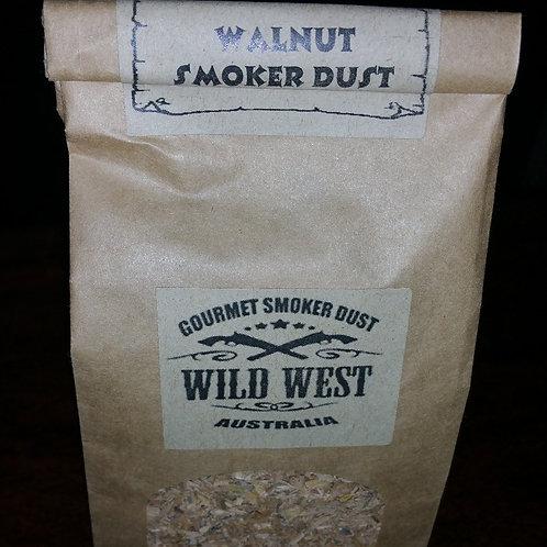 Small walnut bags smoker sawdust