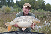 big scaley carp fishing photo one