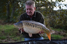 big scaley carp fishing photo two
