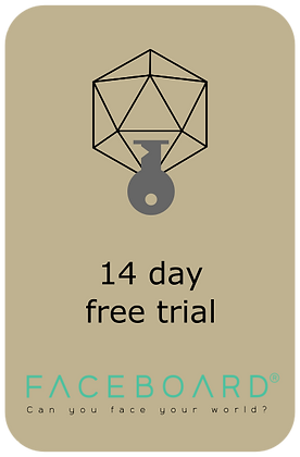FaceBoard free trial