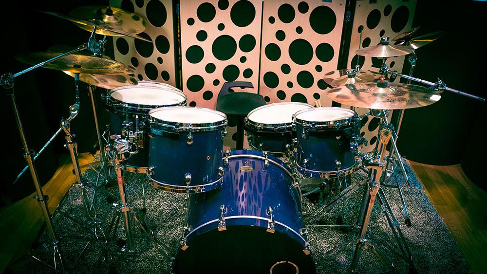 Tama Starclassic Maple 6-piece drumkit