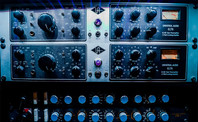 Universal Audio 6176 x 2, Chandler LTD-1 x 2