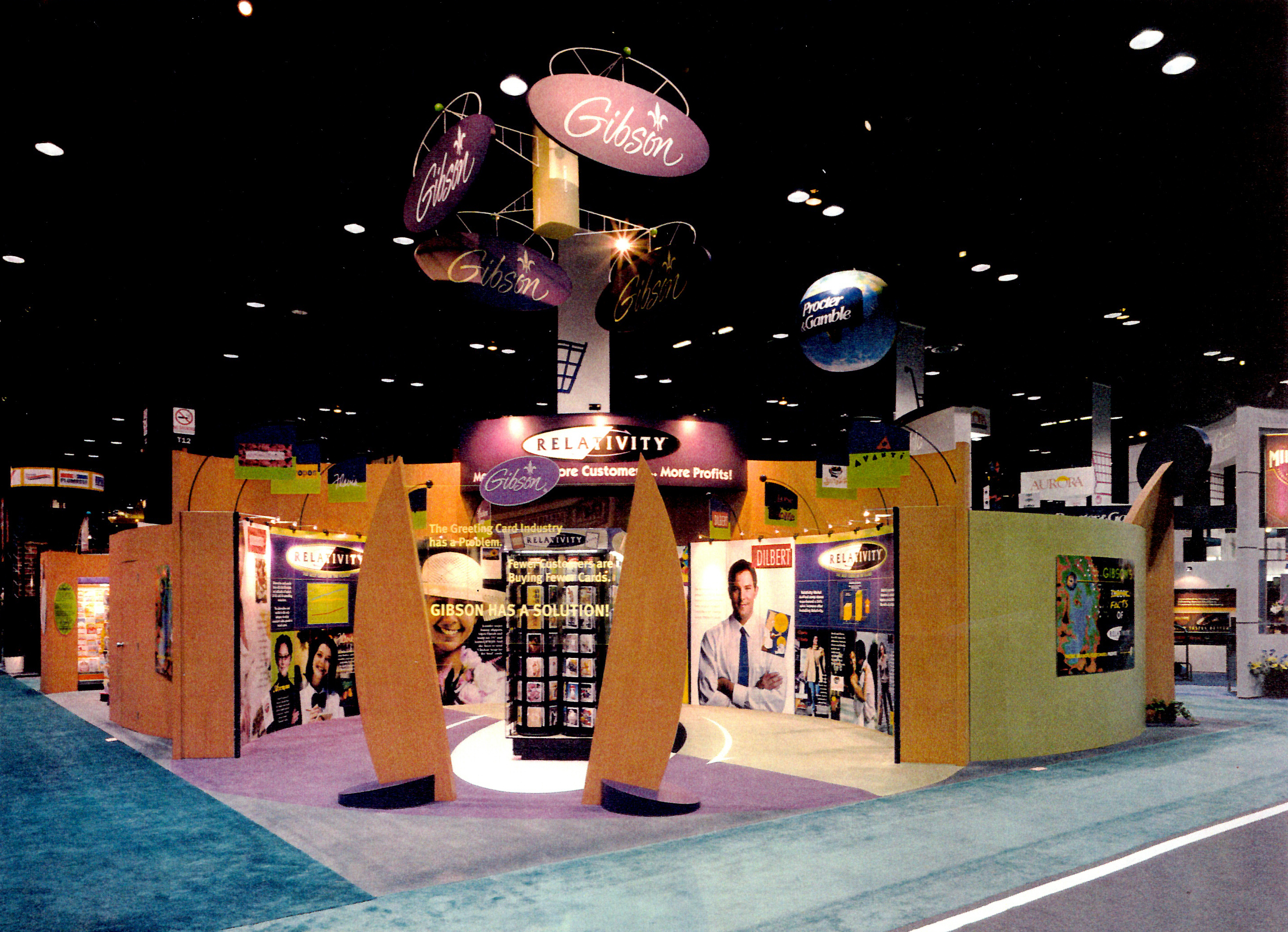 Giftware Trade Show Display