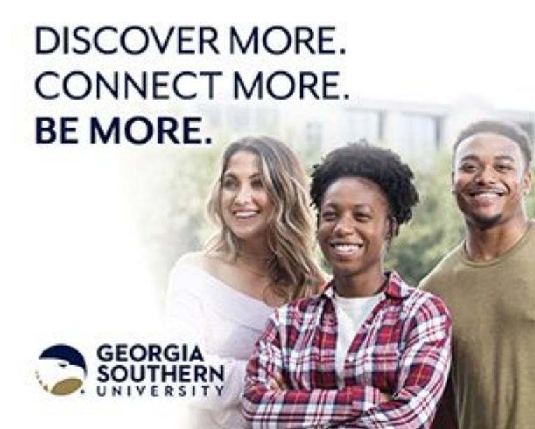 University ad campaign