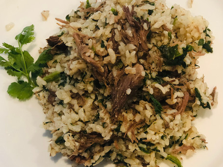 Fast and Easy Short Rib Risotto