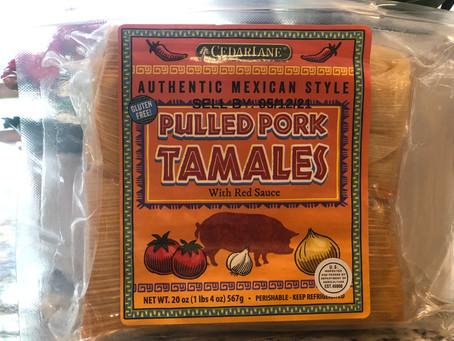 Trader Joe's Pulled Pork Tamales
