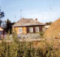 Здание Криводановской сельской библиотеки 1958-1970 гг