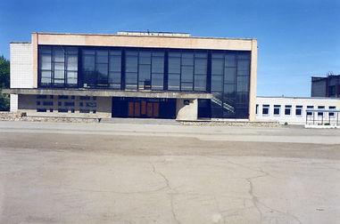 Дом культуры села Криводановка