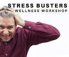Stress Busters Social Media Post Generic