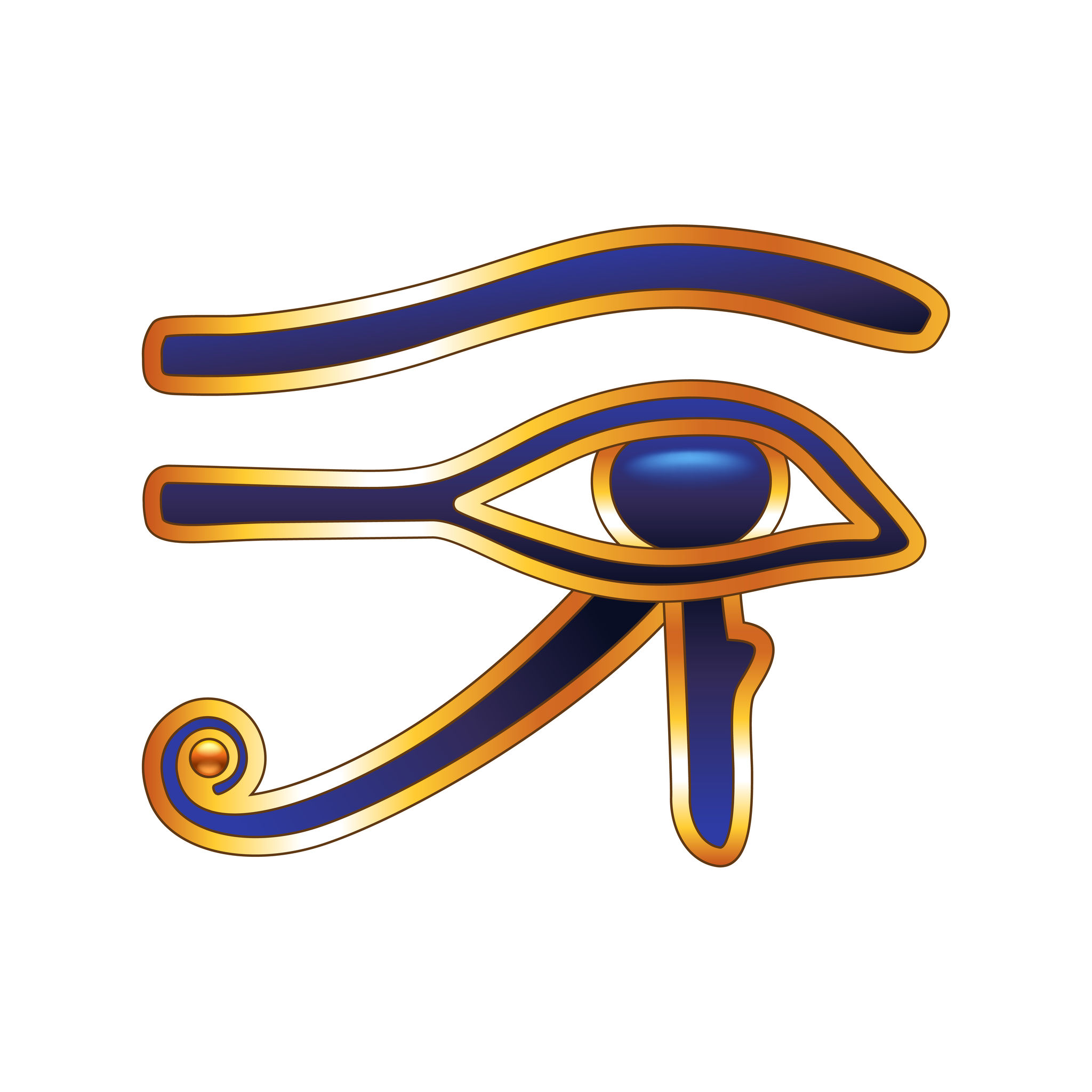 The Eye Of Horus Sacred Geometry Mysticism Ancient Wisdom