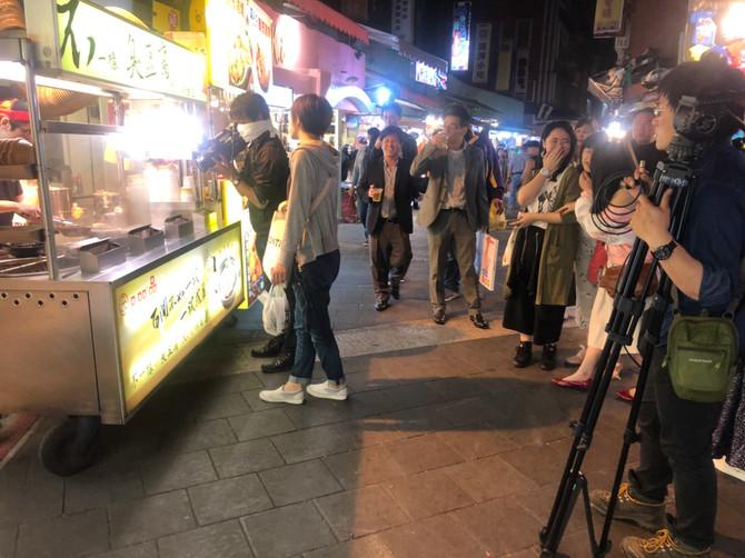 日本TBS電視台節目『KAT-TUNの世界一タメになる旅!』(KAT-TUN的世界第一受益之旅) 台灣外景協拍