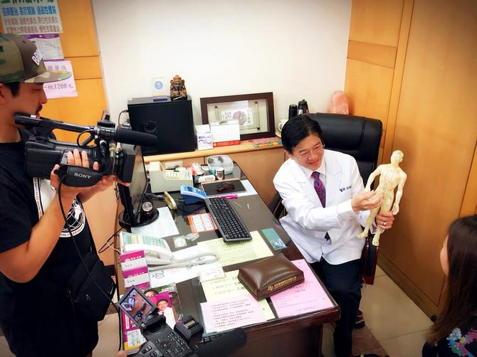 富士電視台『特番!病院の歩き方』台灣外景協拍