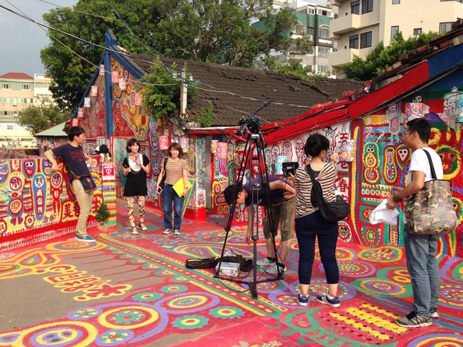 2016日本極東電視台-台灣外景拍攝協助