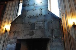 Mortals Key Fireplace