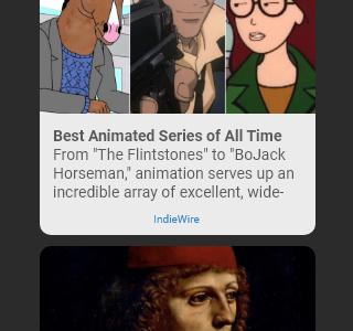 Favorite Content