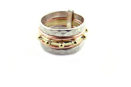 Stacker Ring